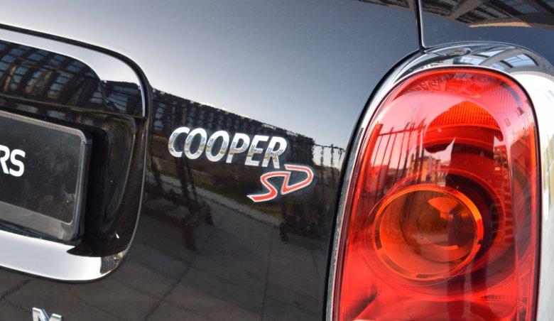 Mini Countryman John COOPER WORKS/ ALL4/ TOP výbava