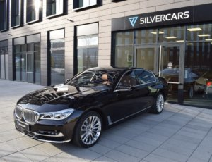 BMW 750d Long XDrive,Individual/ Keyless/ Night Vision/ TV tuner