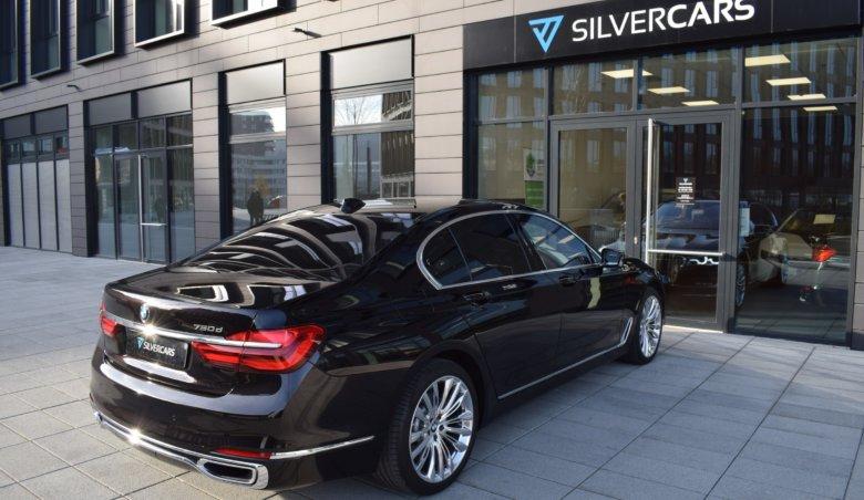 BMW 750d Long XDrive,Individual/ Keyless/ Night Vision/ TV tuner