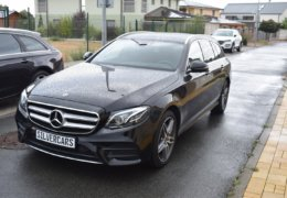 Mercedes-Benz E220d AMG Kombi