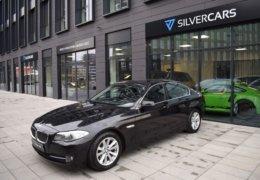 BMW 520d black