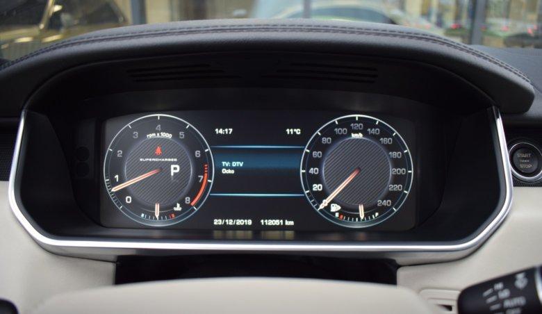 Range Rover SC/KeyLess/TV/Panorama/Masage/Nezávislé topení