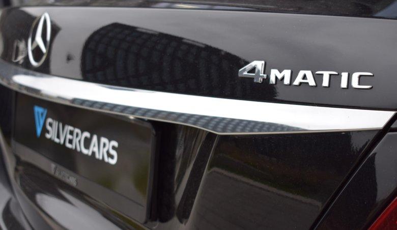 Mercedes-Benz Třídy E 200 4Matic/ AMG/ Keyles/ Airmatic