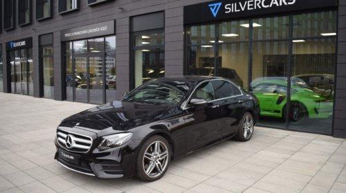Mercedes-Benz Třídy E 200 4Matic/ AMG/ Keyles/ 360