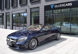 Mercedes-Benz S 560 Coupe 4Matic