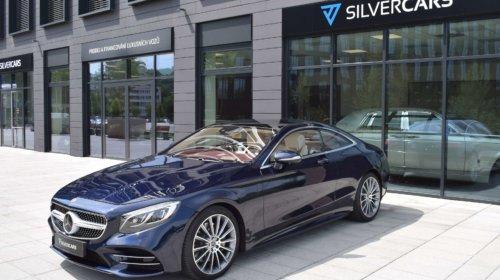 Mercedes-Benz Třídy S 560 coupe 4Matic/ AMG/ Designo