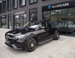 Mercedes-Benz GLE 400d/ AMG/ Distronic/ 360/ Keyless/ Burmester/ 7 míst/ tažné/ OFF-ROAD paket