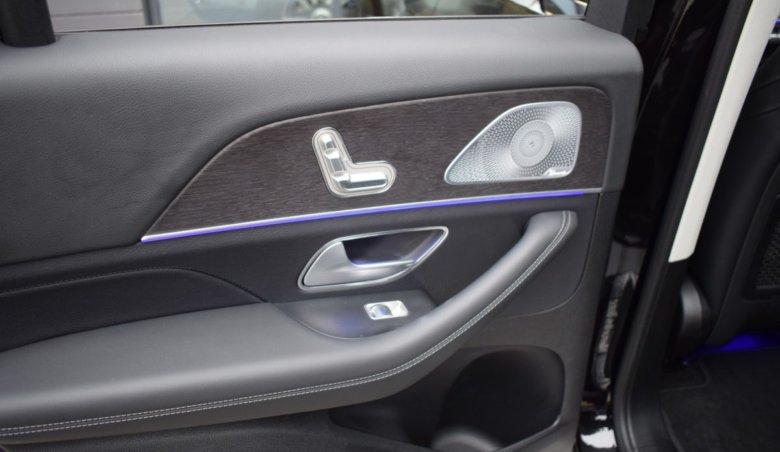 Mercedes-Benz GLE 400d/ AMG/ Distronic/ 360/ Keyless/ Burmester/ 7 míst/ tažné/ OFF-ROAD paket