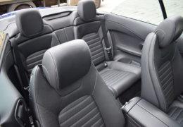 Mercedes-Benz C300 cabrio modrá-016