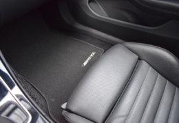 Mercedes-Benz C300 cabrio modrá-035