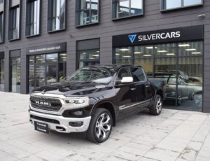 Dodge RAM LIMITED 1500 HEMI 5,7 4×4/ PANORAMA/ VZDUCH/ Adaptivní tempomat/ 22 ALU/ Park Assist/ 395 PS