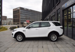 Land Rover Discovery SPORT TD4-001
