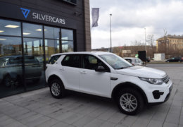 Land Rover Discovery SPORT TD4-003