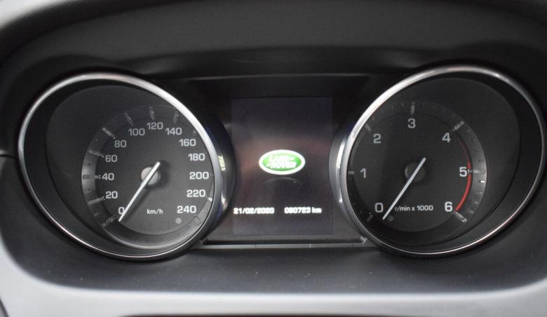 Land Rover Discovery Sport TD4 4×4/ 110 kW/ Line assistant/ 60.000 km/ vyhřívané čel. okno+volant