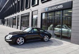 Porsche 911 993 Carrera 4S BLACK