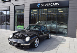 Porsche 911 993 Carrera 4S BLACK-001