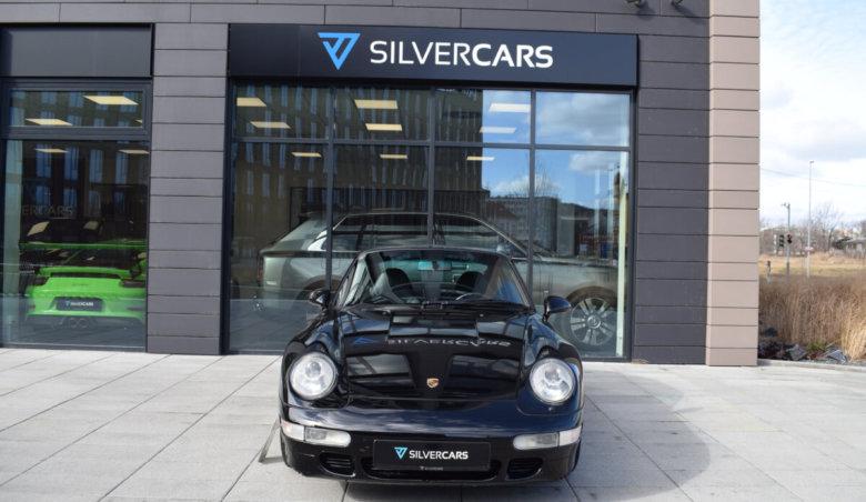 Porsche 911 Carrera 4S 993 !!!TOP stav!!!
