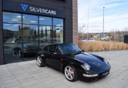 Porsche 911 993 Carrera 4S BLACK-003