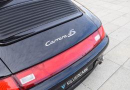 Porsche 911 993 Carrera 4S BLACK-022