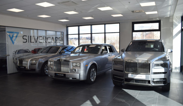 Rolls Royce Phantom 6.75 V12