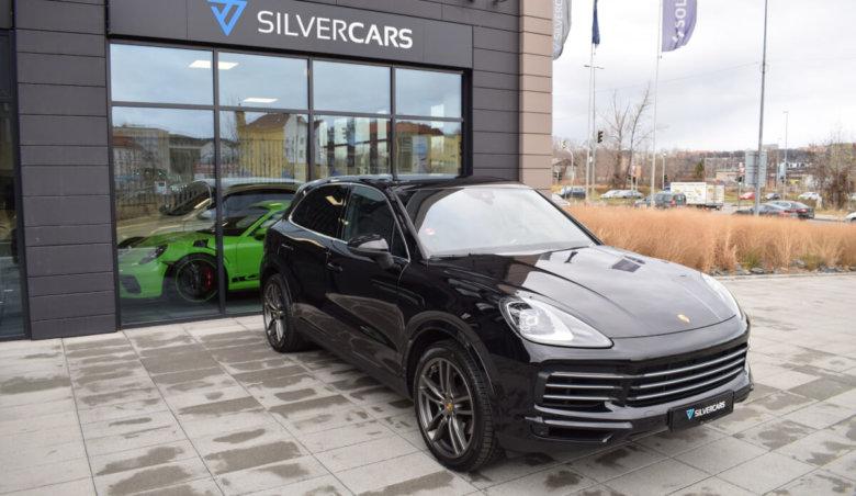 Porsche Cayenne S /NEW MODEL/ TOP VÝBAVA/ Vzduch/ Ventilovaná sedadla
