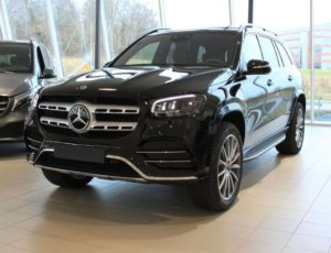 Mercedes-Benz GLS 400d 4M /AMG/ Keyless/ Head UP/ Soft Close/ 4000KM/ NEW MODEL