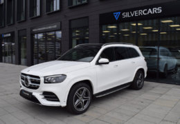 Mercedes-Benz GLS 400d AMG White