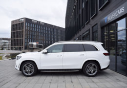 Mercedes-Benz GLS 400d AMG White-001