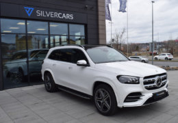 Mercedes-Benz GLS 400d AMG White-003