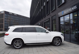 Mercedes-Benz GLS 400d AMG White-007