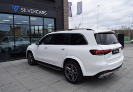 Mercedes-Benz GLS 400d AMG White-009