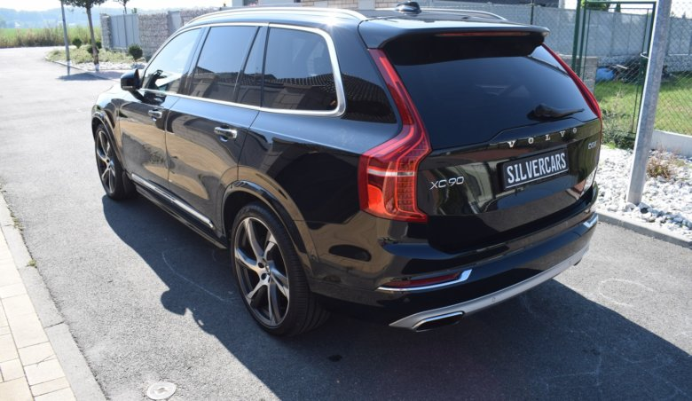 Volvo XC90 D5 AWD/Inscription/7míst/ČR/KeyLess