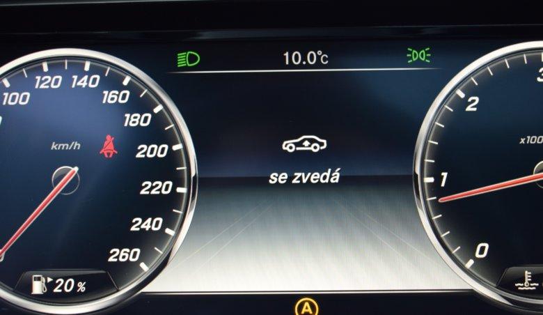 Mercedes-Benz S 350d AMG 4Matic/ Burmester/ DESIGNO interier/ Klima sedadla + zadní
