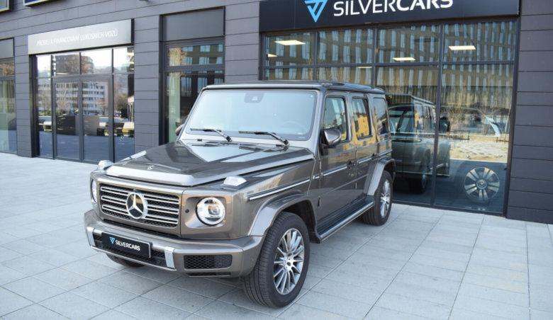 Mercedes Benz G500/AMG/Tažné zařízení/NEW model