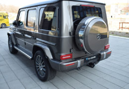 Mercedes-Benz G500 NEW-052