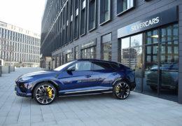 Lamborghini URUS BLUE-001