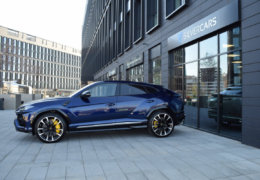 Lamborghini URUS BLUE-002