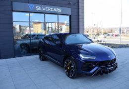 Lamborghini URUS BLUE-005