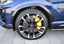 Lamborghini URUS BLUE-011