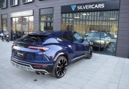 Lamborghini URUS BLUE-036