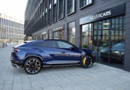 Lamborghini URUS BLUE-037