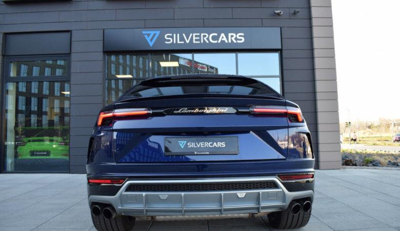 Lamborghini URUS Keramic/ TV / 360 / Distronic / 7000 km