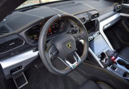 Lamborghini URUS BLUE-048