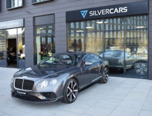 Bentley Continental GT V8 S /Karbon /ACC / Airmatic /Kamera