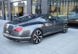 Bentley Continental GT grey-004
