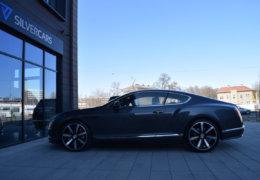 Bentley Continental GT grey-007