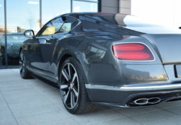 Bentley Continental GT grey-023