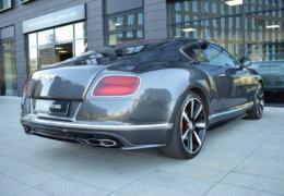 Bentley Continental GT grey-024