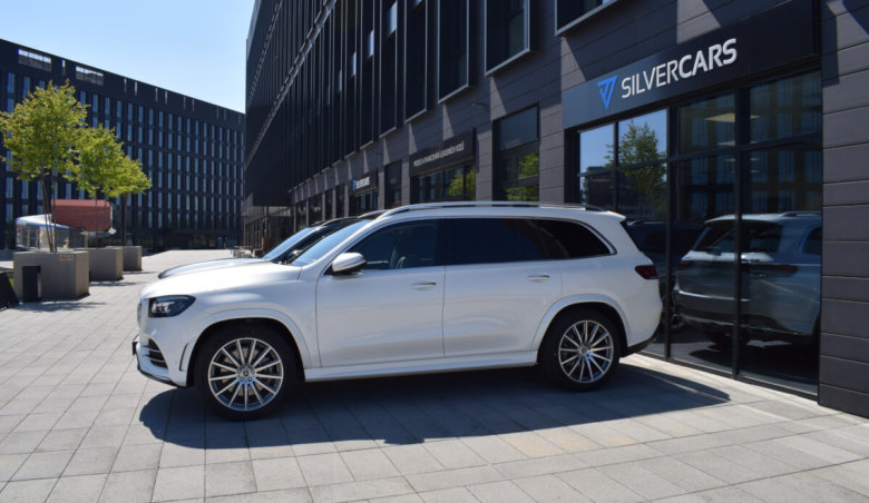 GLS 400d 4Matic AMG/ Distronic+/ Keyless/ SoftClose