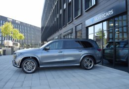 Mercedes-Benz GLS400d gray-001